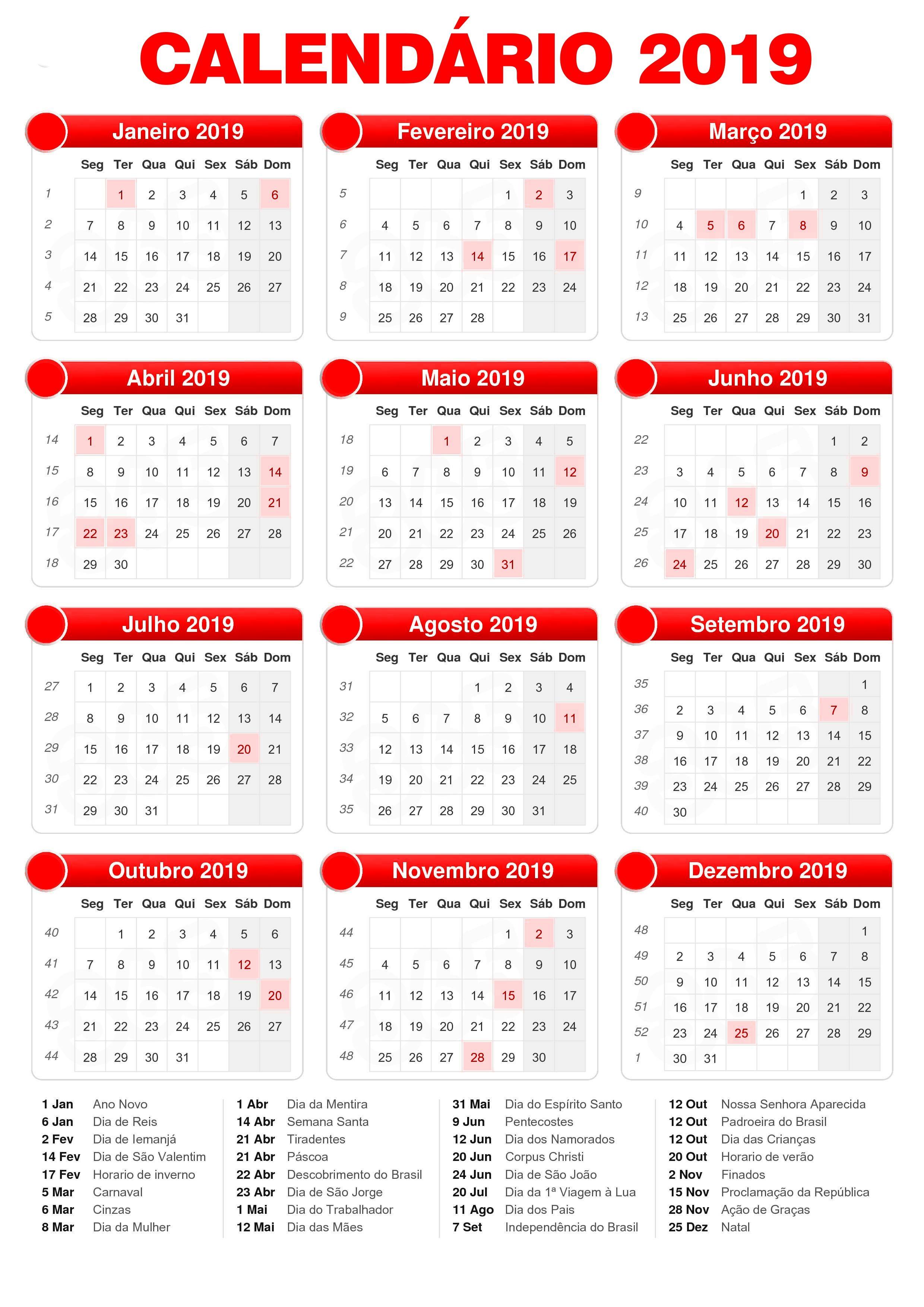 calendario-2019-com-feriados
