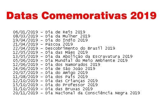 datas-comemorativas-2019